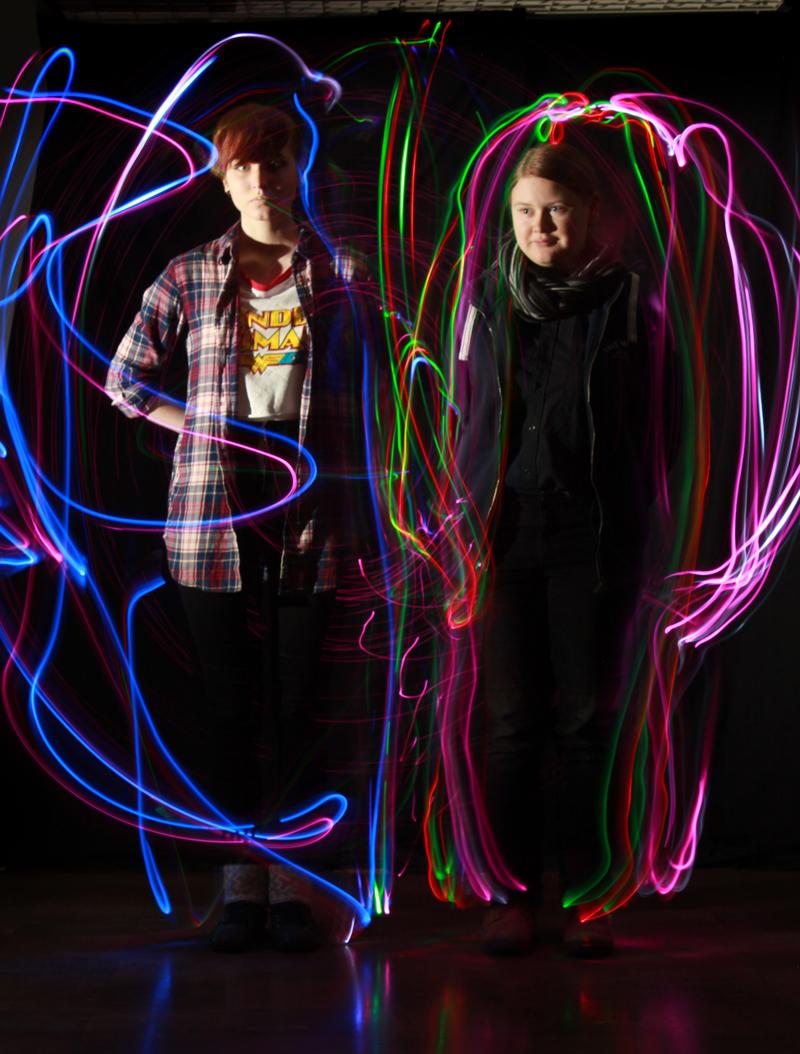 Saran ja Heidin aurat